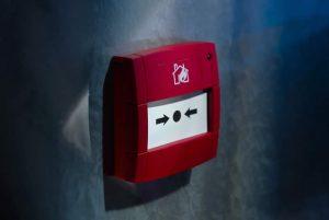 Пожарная кнопка
