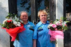 Начальник УМВД области вручил награды двум вологжанкам, оказавшим помощь